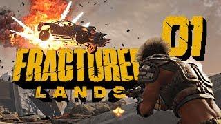 MAD MAX BATTLE ROYALE - Fractured Lands (PL) #1 (Gameplay PL)