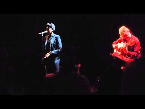 Imany - I'm Not Sick, But I'm Not Well - live @ Moods in Zurich 31.5.15