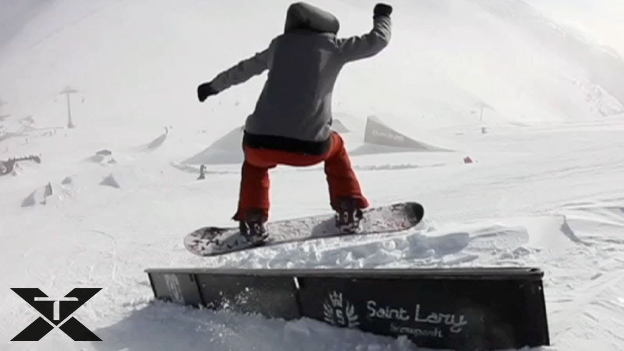 A French Snowboard Story | Marion Haerty