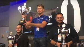 ITW du grand vainqueur // Mitsubishi Electric X Formula-E saison 2018-2019