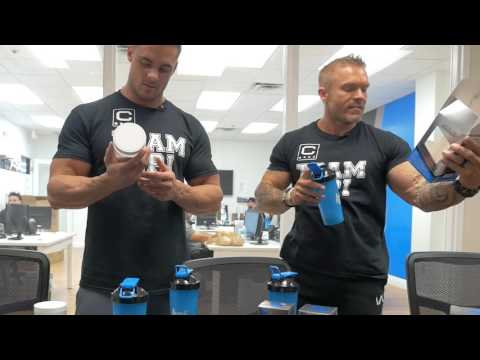 James Grage introduces NEW Products and NEW Athletes - BPI Sports