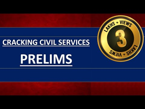 Prelims Strategy for UPSC || Civil Services || IAS Exam
