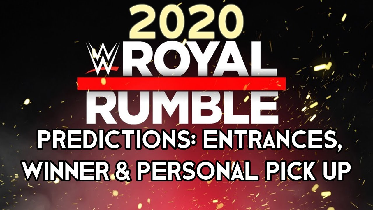 WWE Royal Rumble 2020: Predictions, preview, how to watch, results