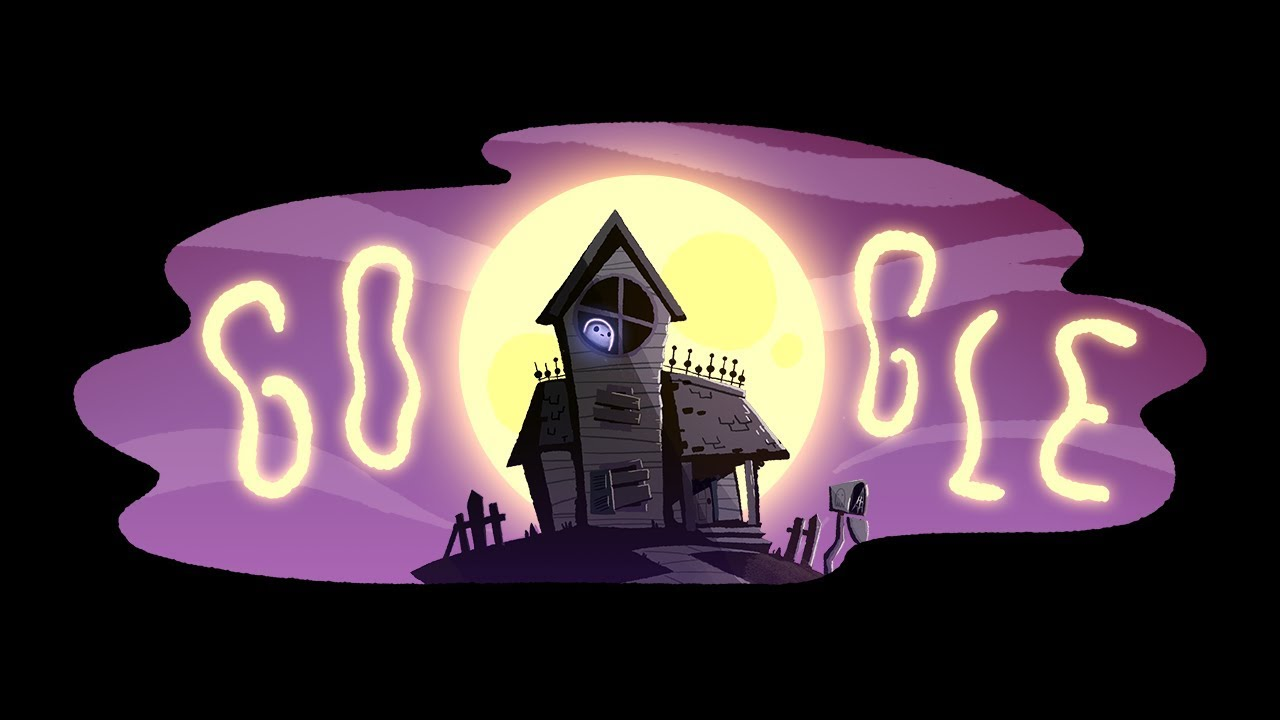 Halloween 2017 Google Doodle Jinx S Night Out Youtube