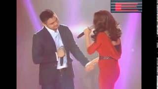 Jolina Magdangal And Marvin Agustin In Kilig Duet At Kapamilya Thank You Trade Show