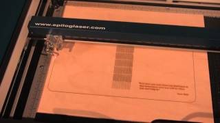 Cutting A Living Hinge With A Laser Engraver