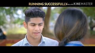 Oru adaar love | Aarum kaanaathinnen song video | vineeth Sreenivasan| Shaan Rahman | Omar lulu | HD