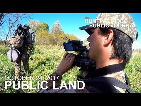 Public Land Day 22: Back after the Marsh Buck   The Hunting Public