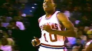 Lakers at Pistons, 1988 REG SEAS (Chick)