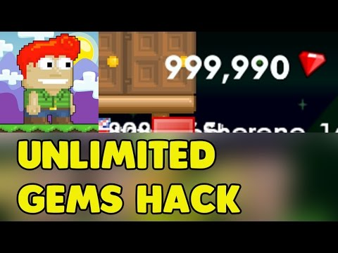Growtopia Hack (iOS & Android) - Growtopia Free Gems Cheat