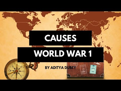Causes Of World War 1 - MPPSC Mains