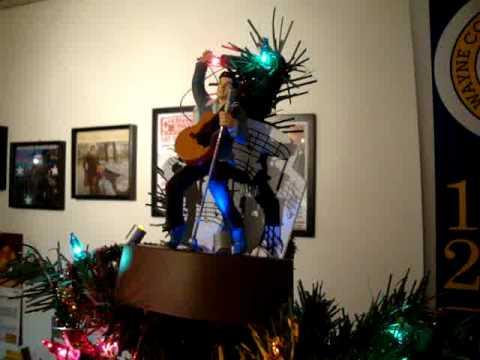 My Elvis Christmas Tree Topper - My Elvis Christmas Tree Topper - YouTube