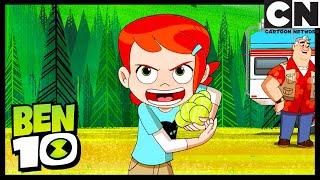 Бен 10 на русском В запале Cartoon Network