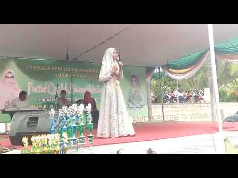 Lagu IBU Dari Sakha Oleh Vocal Emas GALUH W.