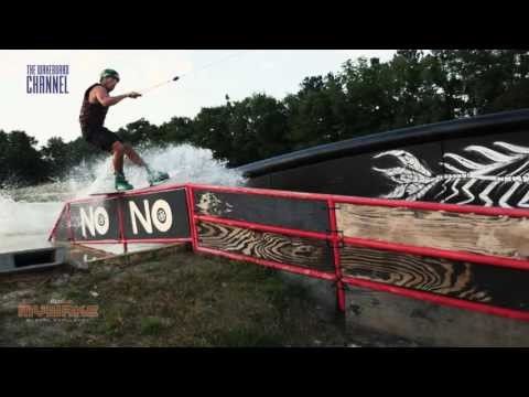 Daniel Grant – Wakeboard – Video of the Year – Pro Men