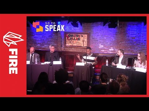 Debate: 'Is there a campus free speech crisis?' w/ ...Foster