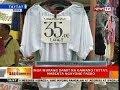 BT: Mga murang damit na gawang Taytay, Rizal, mabenta ngayong Pasko