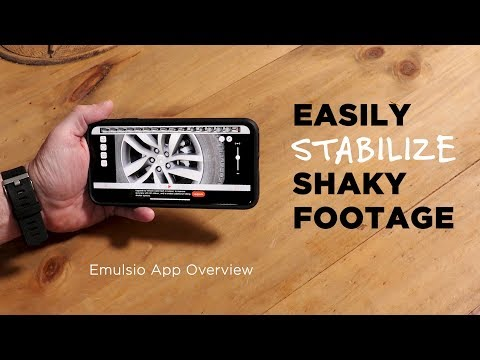 Got SHAKY Footage? Easily Fix It With This App!