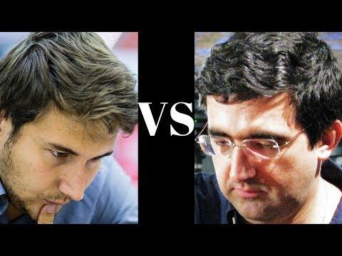 Chess Blunders: Vladimir Kramnik's Mega Opening Blunder - World Championship Candidates 2014