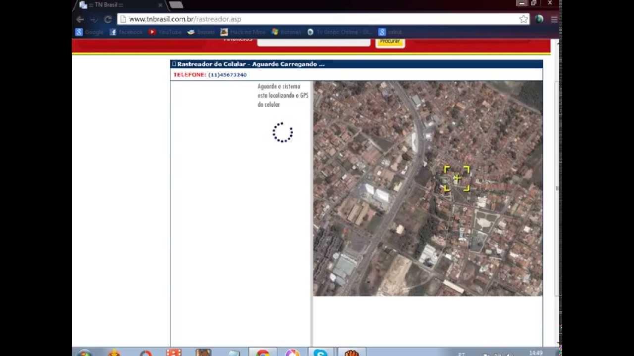 Dados de localização contam uma história bem detalhada