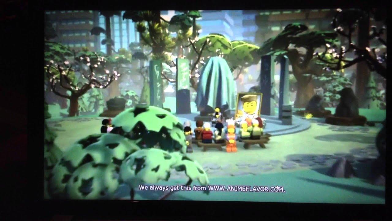 Ninjago zanes death - YouTube