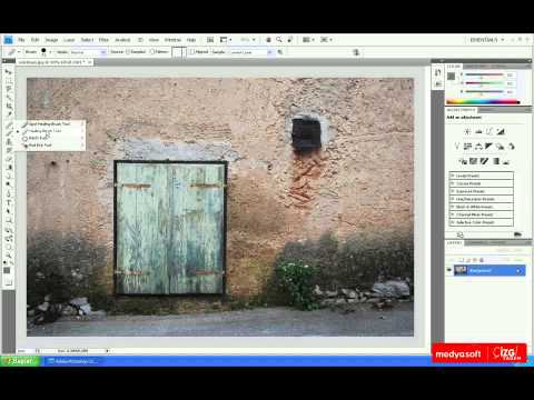 ÇT Adobe Photoshop CS4 Eğitimi