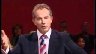 Tony Blair: His Greatest Speech (1 of 4)