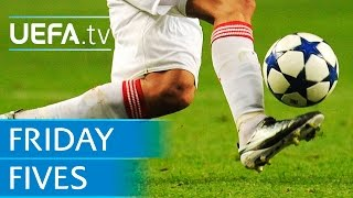 Zidane, Lamela, Draxler: 5 outrageous skills