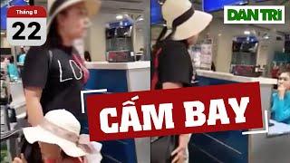 Xôn xao clip nữ hành khách chửi bới, xúc phạm nhân viên Vietnam Airlines: Ai mà dám làm loạn vậy?