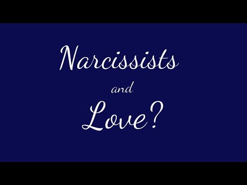 dating someone narcissistic personality disorder