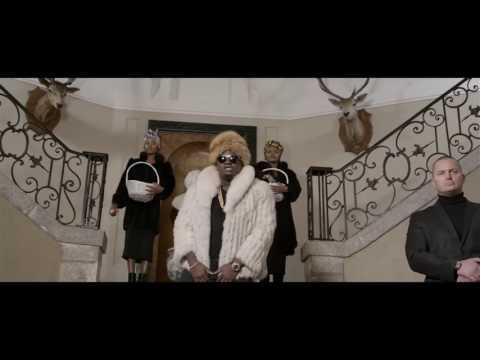 Poison Mobutu-Roi Du Zaïre Clip Officiel 2015