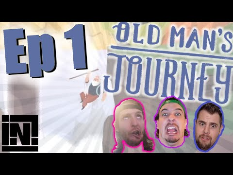 Old Mans Journey - A Hot Threesom - Ep 1 |