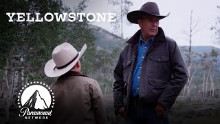 John Dutton On Why Ranching Is 'One Hell of a Life' | Yellowstone | Paramount Network