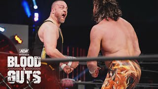 Did Jon Moxley and Kingston Get Their Revenge vs Kenny Omega and Nak? | AEW Blood & Guts, 5/5/21