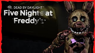 SPRINGTRAP - Dead by Daylight TRAILER