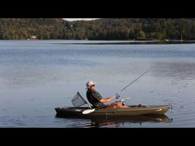 Pelican Castaway 100 angler kayak