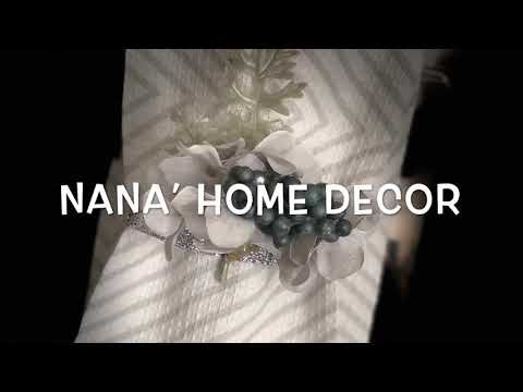 Dollar Tree Craft: DIY Towel Decor