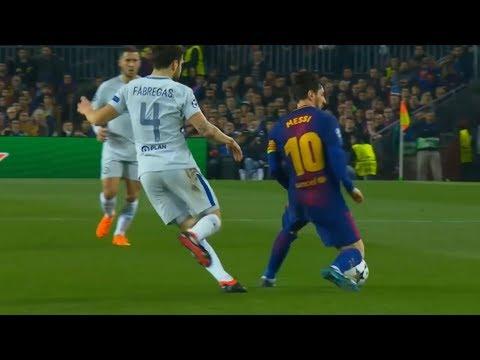 Lionel Messi ● Epic Body Feints Show ● 2017-2018 ||HD||