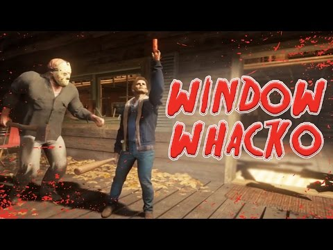 Friday the 13th: The Window Whacko