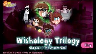 Wishology Trilogy Chapter 1: The Chosen One! Soundtrack - Trodo Timmy (Level: 2)