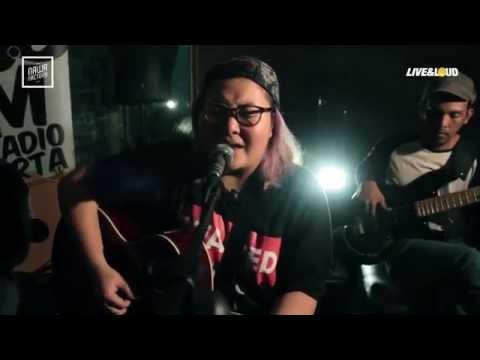 LIVE & LOUD : YUKA TAMADA - C.I.N.T.A ( D'BAGINDAS COVER )