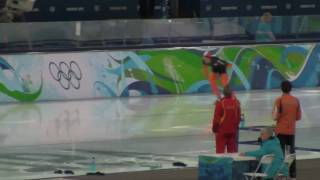 2010 Vancouver Winter Olympics - 1500m Men