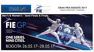 FIE Grand Prix BOGOTA 2017 Men's and Women's epée - Finals