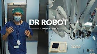 Dr Robot. Usuwa raka przy pomocy kosmicznej technologii