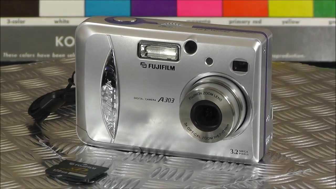 Kamera Digital Fujifilm FinePix A303
