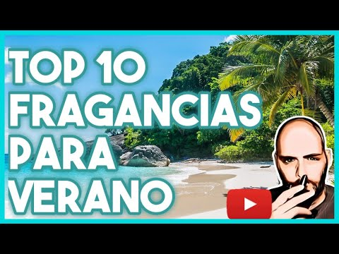 TOP 10 FRAGANCIAS