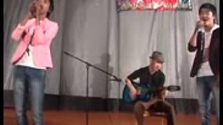 Жыр думан Жалгыз гул гитарамен жана нускасы