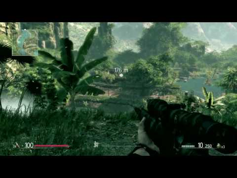 Sniper Ghost Warrior - PC | Xbox 360 - Headshots gameplay preview official video game trailer HD
