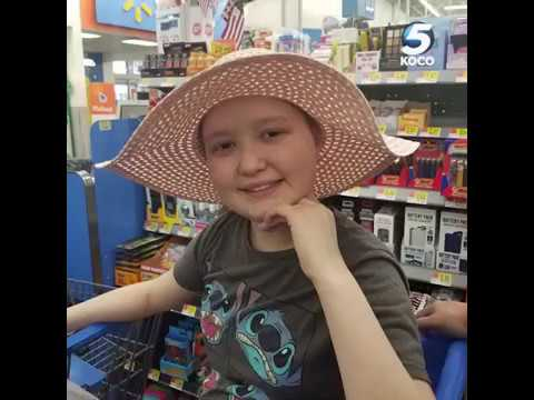 KOCO Digital Originals: Oklahoma Girl Battling Leukemia Asks for Postcards for her Birthday