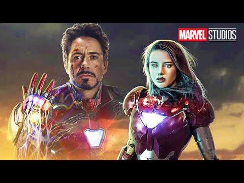 Avengers Iron Man Announcement Breakdown - Marvel Phase 4
